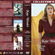 Kate Winslet Filmography – Set 6 (2014-2016) R1 Custom DVD Covers