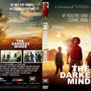 The Darkest MINDS (2018) R1 CUSTOM DVD Cover & Label