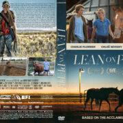 Lean on Pete (2017) R1 Custom DVD Cover & Label