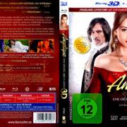 Angelique – Eine grosse Liebe in Gefahr (2014) R2 German Blu-Ray Covers