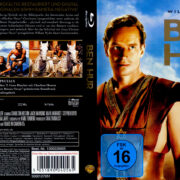 Ben Hur (1959) R2 German Blu-Ray Cover