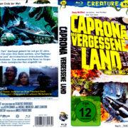 Caprona – Das vergessene Land Teil 1 (1974) R2 German Blu-Ray Cover