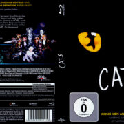 Cats (2013) R2 German Blu-Ray Covers