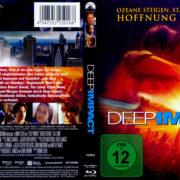 Deep Impact (2009) R2 German Blu-Ray Covers