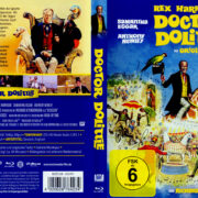 Doctor Dolittle (2018) R2 German Blu-Ray Covers