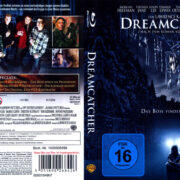 Dreamcatcher (2003) R2 German Blu-Ray Cover