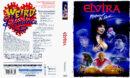 Elvira - Mistress of the Dark (2018) R2 German Blu-Ray Cover