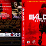 Evil Dead – Extended Cut (2013) R2 German Blu-Ray Cover