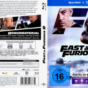 Fast and Furious 8 (2017) R2 German Blu-Ray Covers