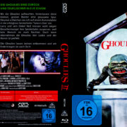 Ghoulies 2 (1987) R2 German Blu-Ray Covers