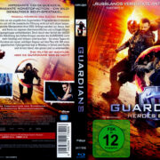 Guardians (2017) R2 German Blu-Ray Covers