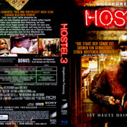 Hostel 3 (2011) R2 German Blu-Ray Cover