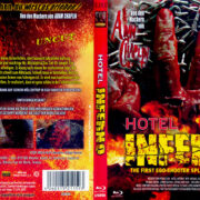 Hotel Inferno (2015) R2 German Blu-Ray Cover