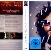 I'm still here (2010) R2 German Blu-Ray Covers