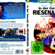 In der Gewalt der Riesenameisen (1977) R2 German Blu-Ray Covers