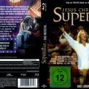 Jesus Christ Superstar (2013) R2 German Blu-Ray Covers