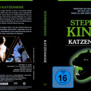 Katzenauge (1984) R2 German Blu-Ray Covers