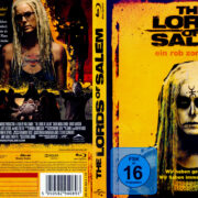 The Lords of Salem (2013) R2 German Blu-Ray Covers