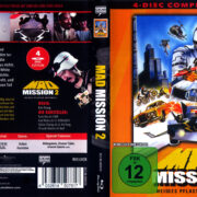Mad Mission 2 (2017) R2 German Blu-Ray Covers