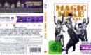 Magic Mike XXL (2015) R2 German Blu-Ray Covers