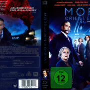 Mord im Orient Express (2017) R2 German Blu-Ray Covers