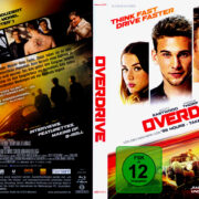 Overdrive (2017) R2 German Blu-Ray Cover