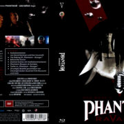 Phantasm 5 (2017) R2 German Blu-Ray Cover