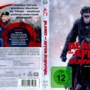 Planet der Affen – Survival (2017) R2 German Blu-Ray Covers