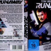 Runaway – Spinnen des Todes (1984) R2 German Blu-Ray Covers