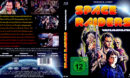 Space Raiders - Weltraumpiraten (1983) R2 German Blu-Ray Cover