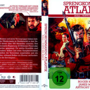 Sprengkommando Atlantik (1980) R2 German Blu-Ray Covers