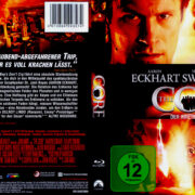 The Core (2002) R2 German Blu-Ray Covers