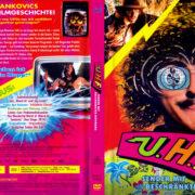 U.H.F. – Sender mit beschränkter Hoffnung (1989) R2 German Blu-Ray Cover