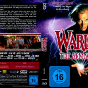 Warlock – The Armageddon (1993) R2 German Blu-Ray Covers
