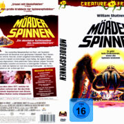 Mörderspinnen (1977) R2 German DVD Covers
