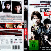 New York Saints (2016) R2 German DVD Covers
