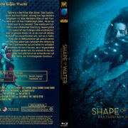 Shape of Water - Das Flüstern des Wassers (2014) R2 German Custom Blu-Ray Cover