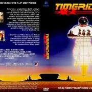 Timerider (1982) R2 German DVD Cover