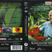 Kingdom Of Plants (2012) R1 Blu-Ray Cover & Labels