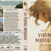 The Young Messiah (2016) R1 CUSTOM DVD Cover & Label