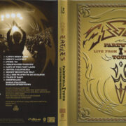 Eagles Farewell Tour I: Live From Melbourne (2005) R1 Blu-Ray Cover & Label