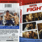 Fighting (2009) R1 Blu-Ray Cover & Label