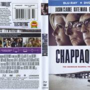 Chappaquiddick (2017) R1 Blu-Ray Cover & Label