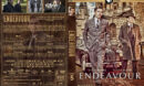 Endeavour - Series 5 (2018) R1 Custom DVD Cover & Labels