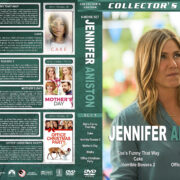 Jennifer Aniston Collection - Set 5 (2014-2016) R1 Custom DVD Covers