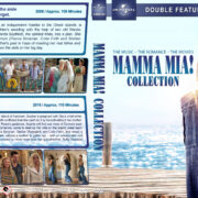 Mamma Mia Collection (2008-2018) R1 Custom DVD Cover