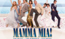 Mamma Mia (2008) R1 Custom DVD Labels