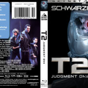 Terminator 2: Judgment Day (2004) R1 Custom Blu-Ray Cover & Label