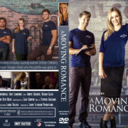 A moving romance (2017) R1 Custom DVD Cover