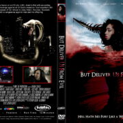 But Deliver Us from Evil (2018) R1 CUSTOM DVD Cover & Label